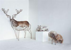 העבודה  Domestic Animals_Radiator, 2008 של Guus Van Leeuwen