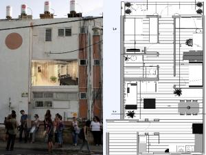 פרויקט אדריכלות גסי כהן