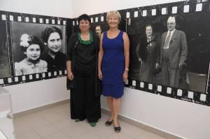 פתיחת התערוכה עדי פולני בגלריית המשכן בחול