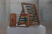 חשבונית מעץ. אוסף מיכאל לוריא. מוזיאון אוצרות בחומה. קרדיט צילום רן יחזקאל